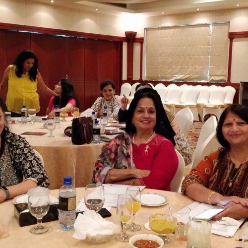 Walk into the Kitchen